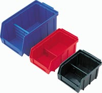 Plastic Parts Bins Only