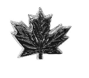 Maple Leaf Ornaments