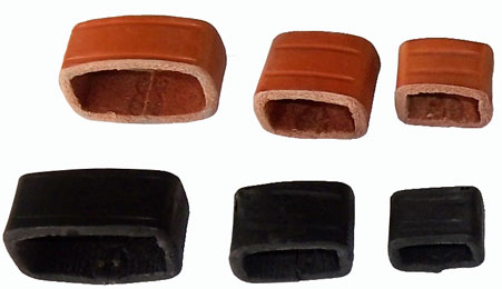 Leather Slide Loops