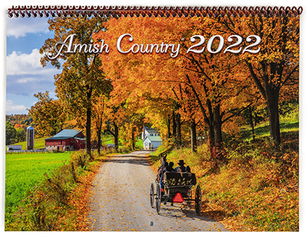 Amish Country Calender