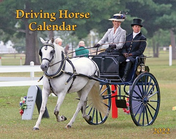 Driving Horse Calender