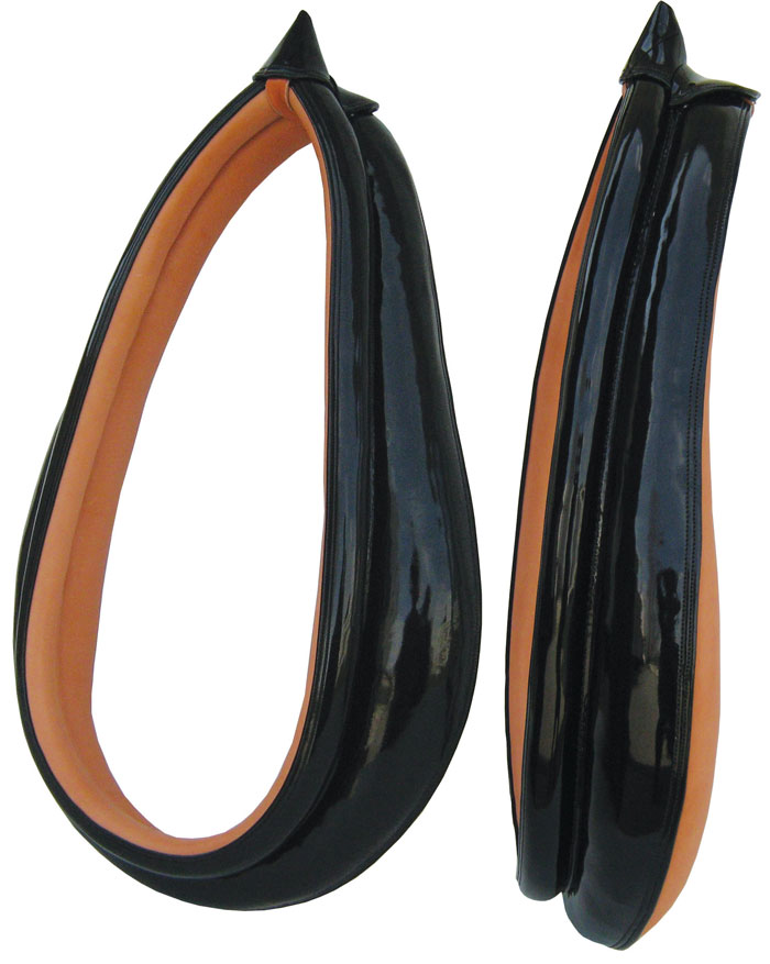 Patent Leather G-Collar
