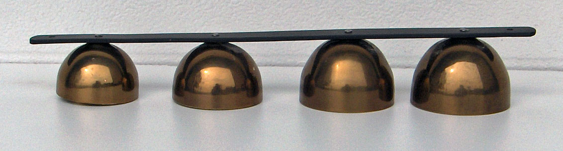 Bottom Mount Shaft bells