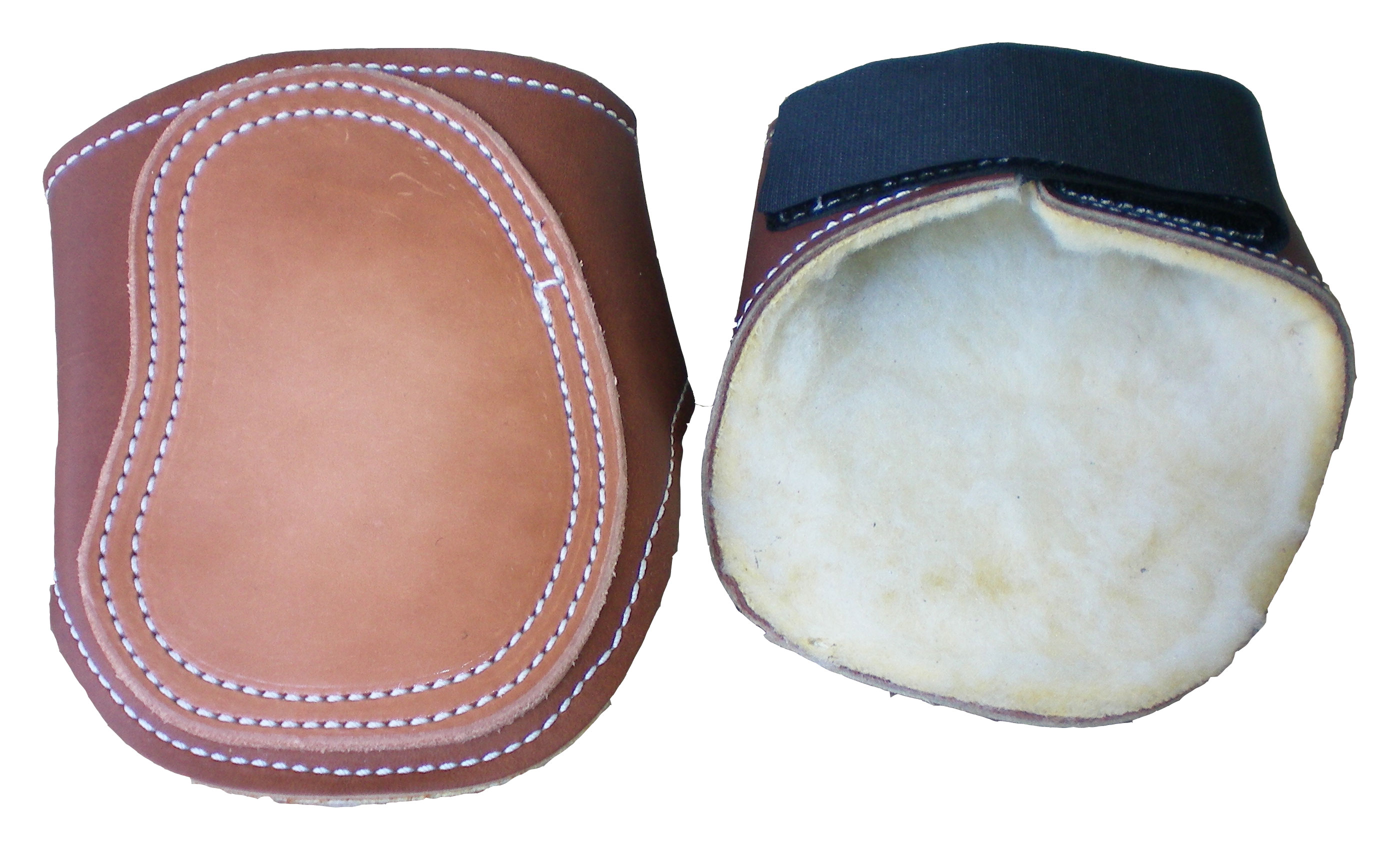 Leather Ankle Pads