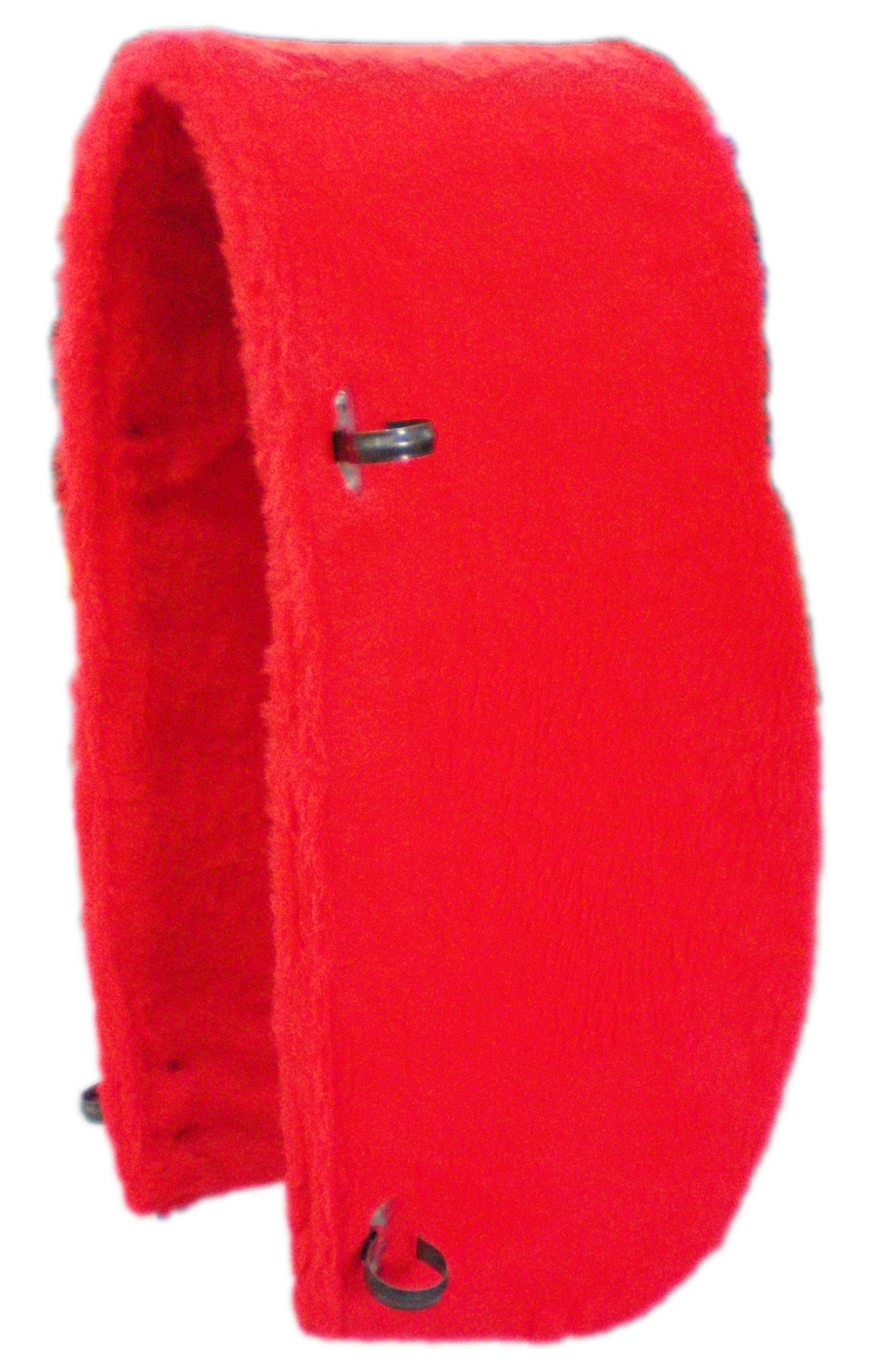 Extra Thick Draft Size Borg Coloured Sweat Pads
