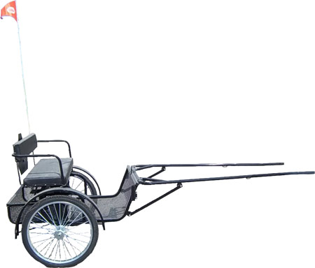 Americian Pony Cart