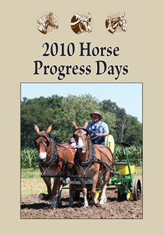 Horse Progress Days 2010