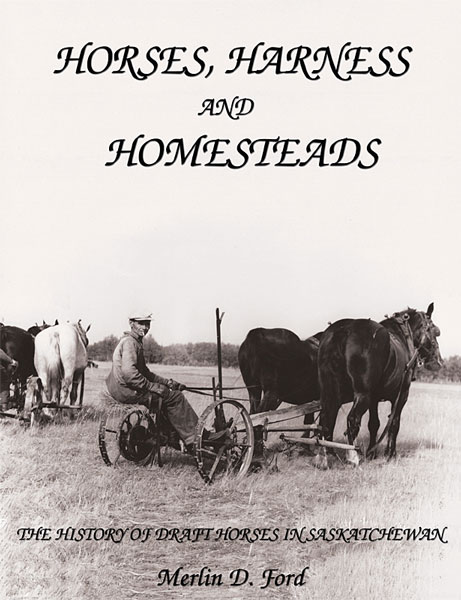 Horses,Harness and Homesteads Book