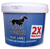 Pennwoods 2X Blue Label Mineral
