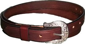 Leather Waist Belts