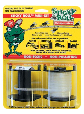 Mr Sticky Roll Mini Kit and refill