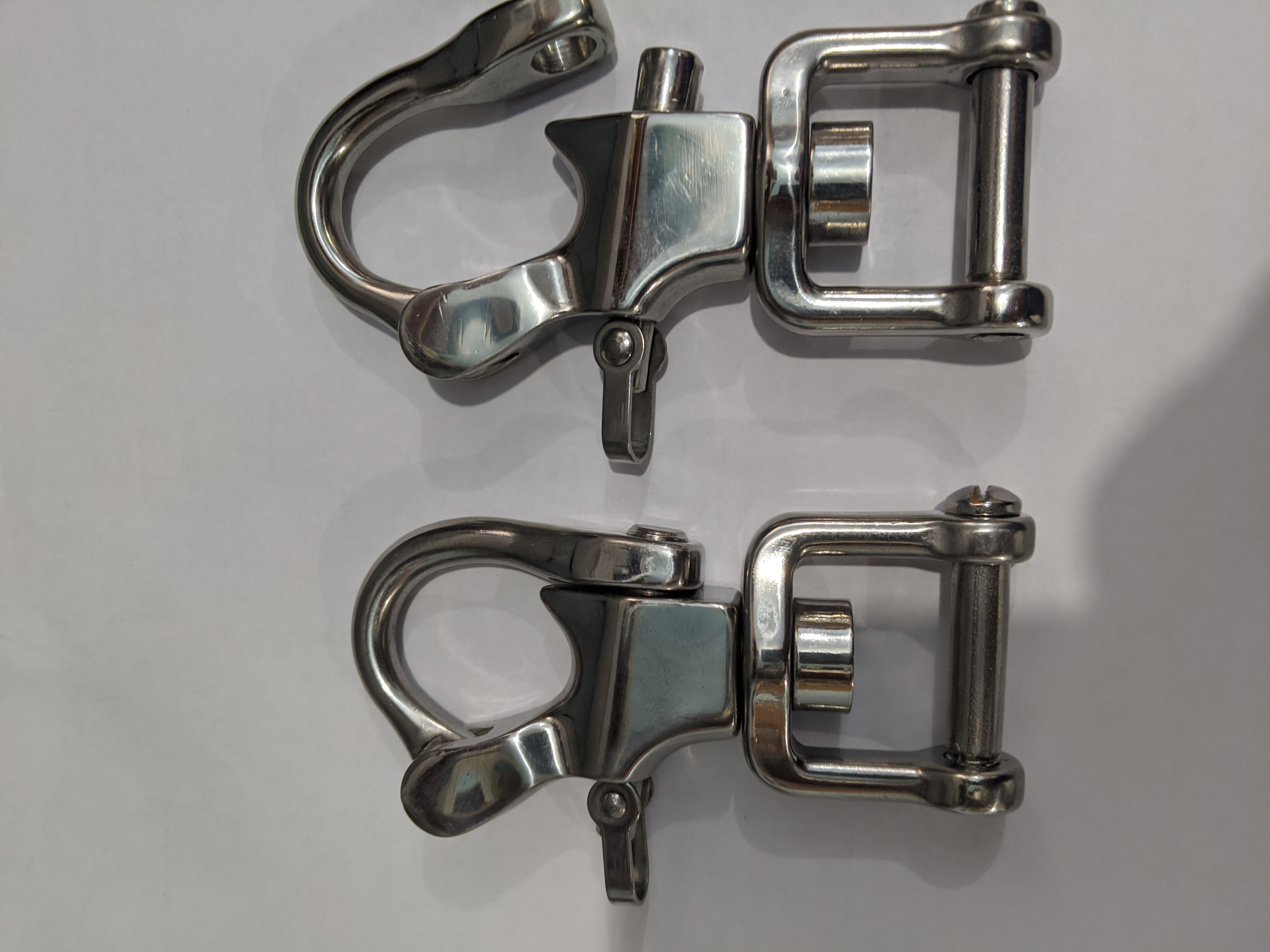 253 Shackle Snaps