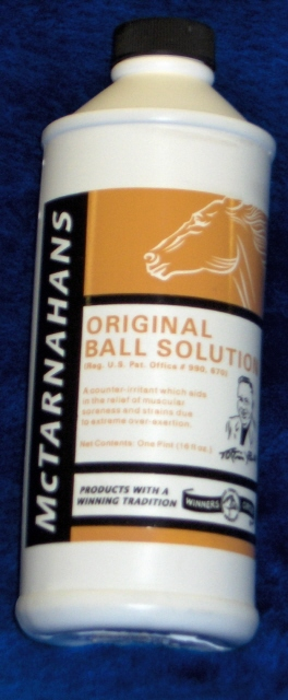 Ball Solution Liniment