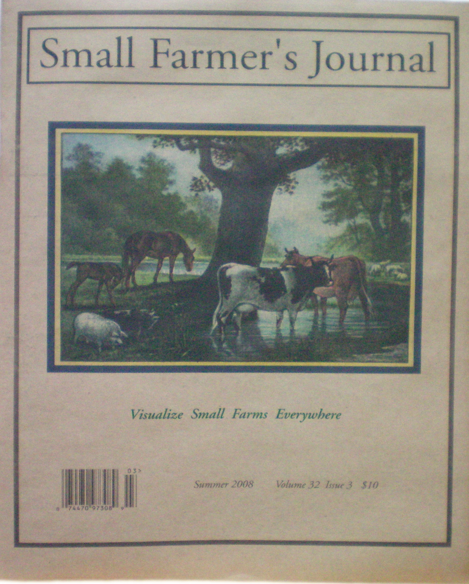 Small Farmers Journal