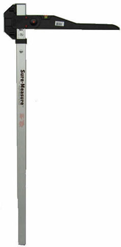 Aluminum Measuring Stick